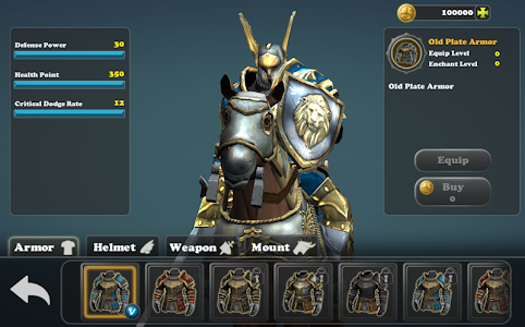 Mount & Spear: Heroic Knights v1.0.1 (Mod Money)