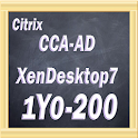 Citrix CCA-AD 1Y0-200 Prep icon
