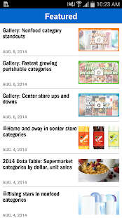 Supermarket News - screenshot thumbnail