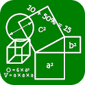 Math for School and Work icon