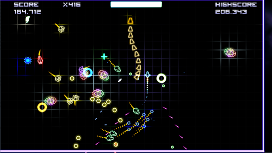 Particle Arcade Shooter - screenshot thumbnail
