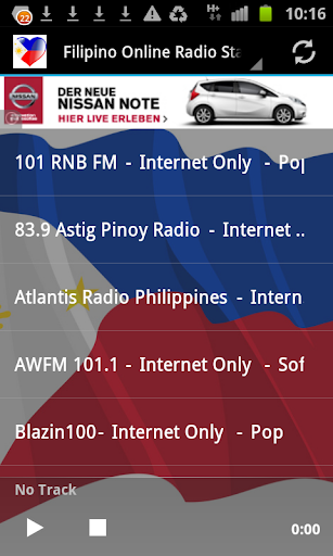 Filipino Online Radio Stations