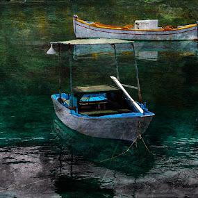 by Randi Grace Nilsberg - Digital Art Places