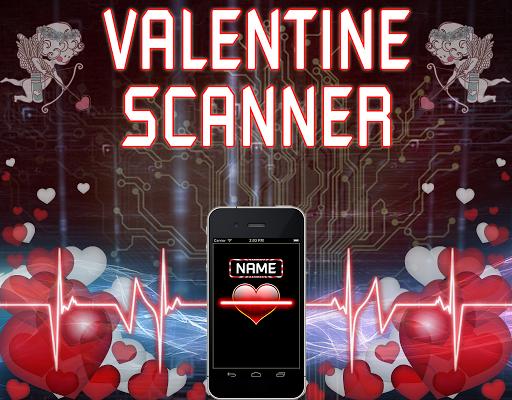 Valentine Scanner 2015 Prank