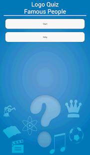 Logo Quiz - Famous People- screenshot thumbnail