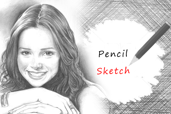 Screenshots of Pencil Sketch Effects for iPhone