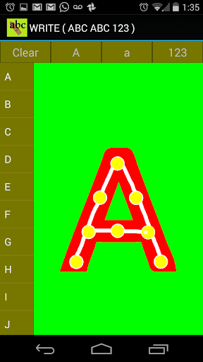ABC for Kids All Alphabet Free - Android Apps on Google Play