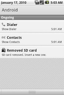 Dialer@Bar - screenshot thumbnail