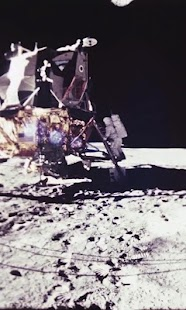 Apollo On The Moon LWP- screenshot thumbnail