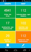 Screenshot of AirCasting