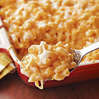Four Cheese Macaroni and Cheese.