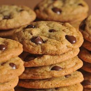 Original Nestle® Toll House® Chocolate Chip Pan Cookie.