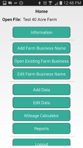 Schedule F - Farm Accounting