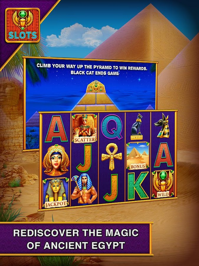 Pyramid Slots Casino Vegas 777 - screenshot