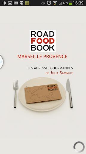 ROAD FOOD BOOK MARSEILLE