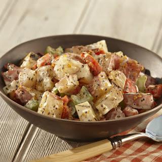 Montreal Grilled Potato Salad.