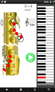 How To Play Saxophone: miniatura de captura de pantalla