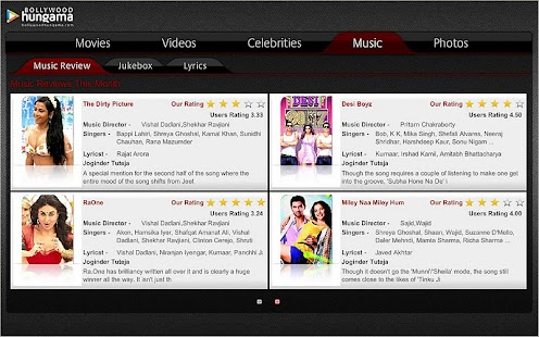 BH - BollywoodHungama - screenshot thumbnail