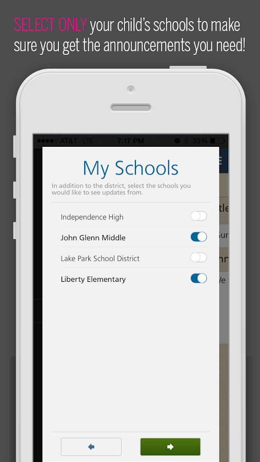 Interboro School District- screenshot