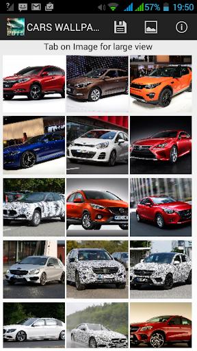 CARS WALLPAPER 2015
