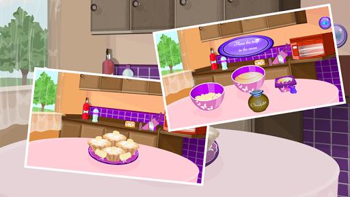 蛋糕製作烹飪遊戲