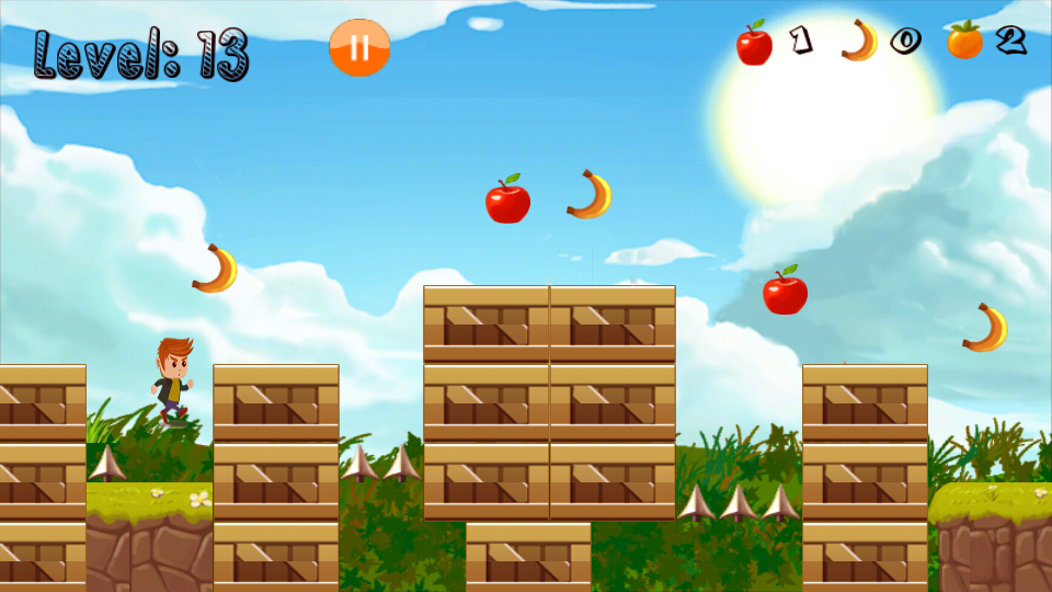 Max Fruit - screenshot