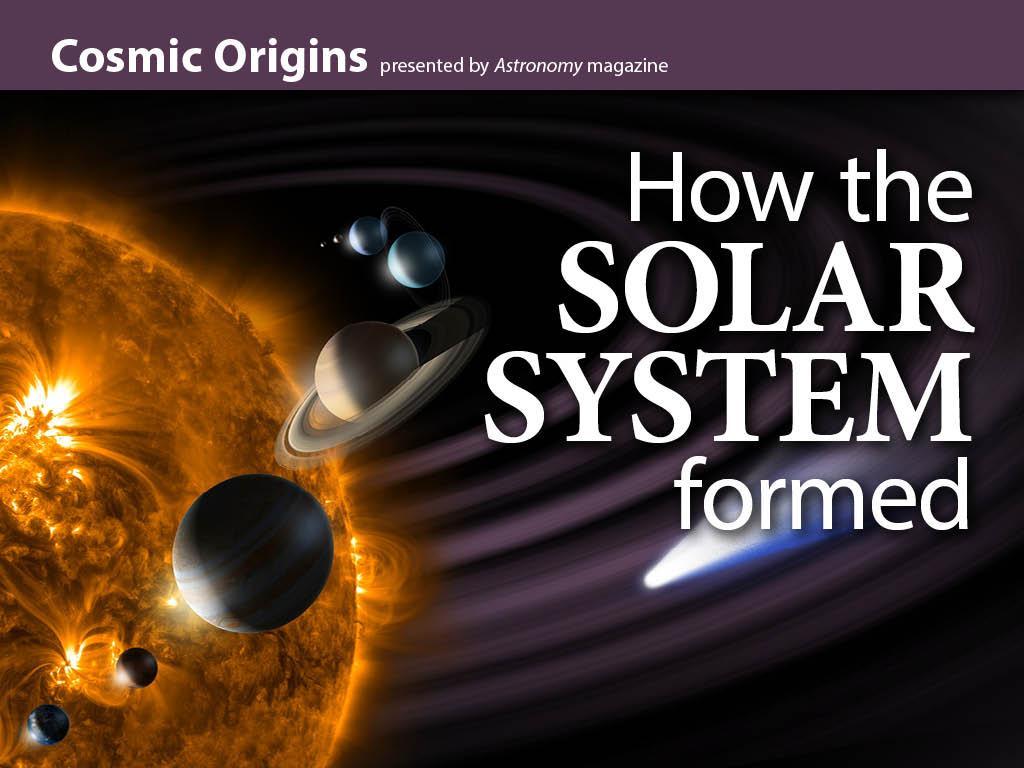 Cosmic Origins - screenshot