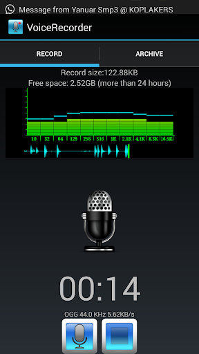 Flexi Voice Recorder