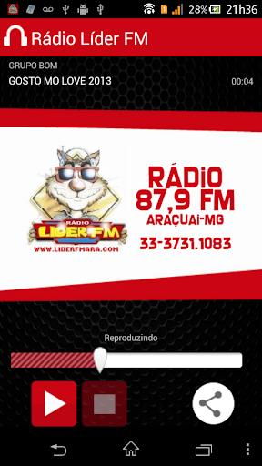 Rádio Líder FM Araçuai-MG
