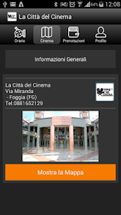 La Città del Cinema- screenshot thumbnail