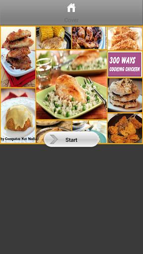 300 Ways Cooking Chicken