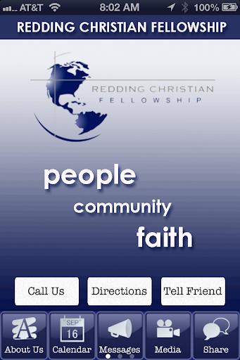 Redding Christian Fellowship