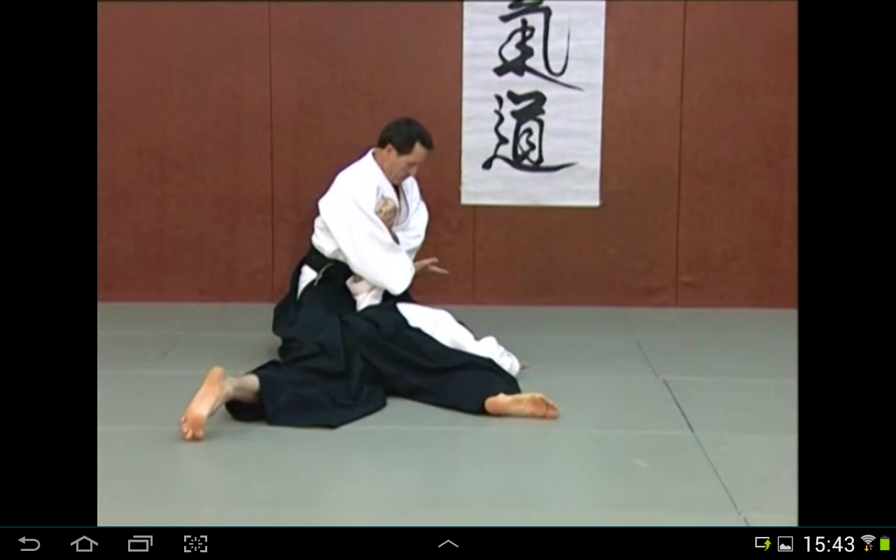 Christian Tissier Aikido- screenshot