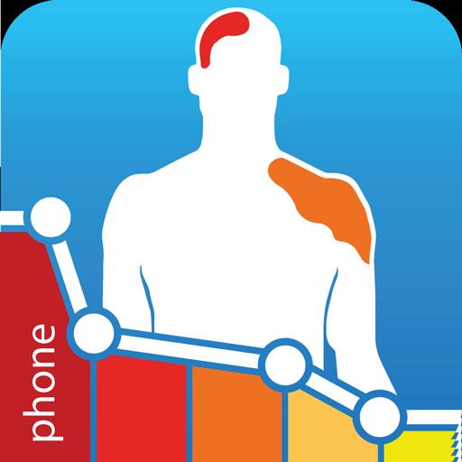 Pain Diary & Forum CatchMyPain 醫療 App LOGO-硬是要APP