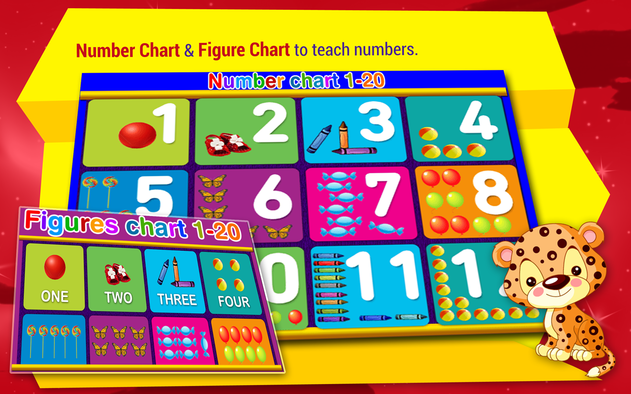 Worksheet Kids Number Learning kids learn number train free android apps on google play screenshot