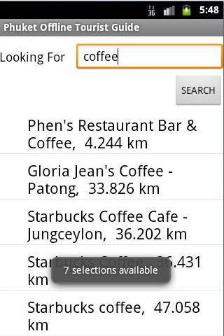【免費旅遊App】Phuket Offline Tourist Maps-APP點子
