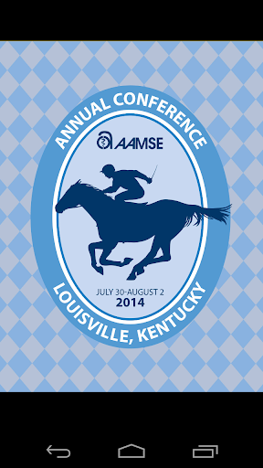AAMSE 2014 Annual Conference