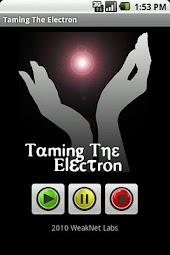 Taming the Electron Radio