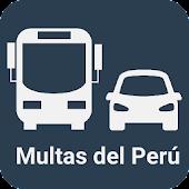 Multas de Tránsito del Perú