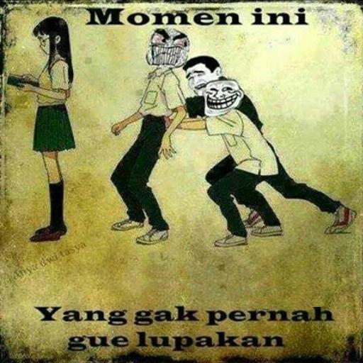 Meme Rage Comic Indonesia