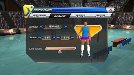 VolleySim: Visualize the Game 1.11 screenshot 715578