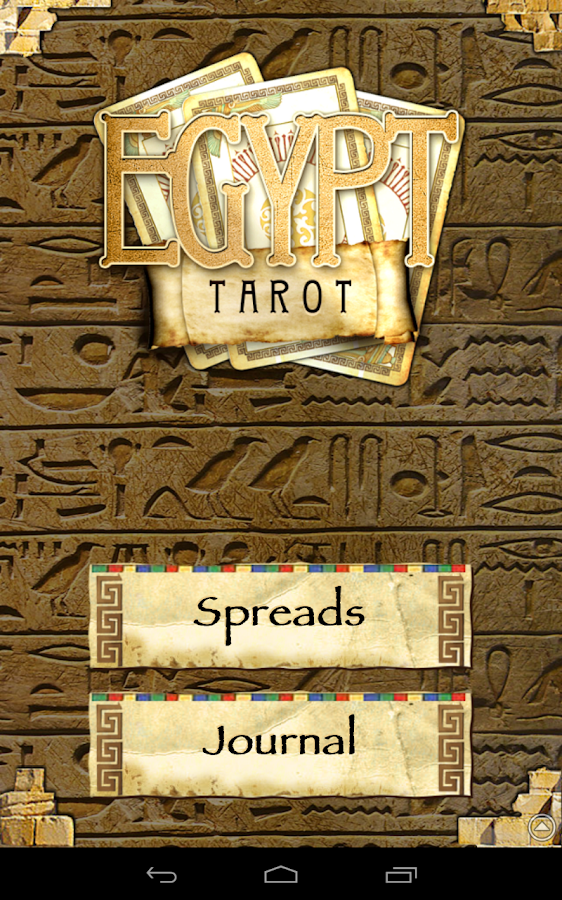 Egypt Tarot Cards Free Android Apps On Google Play