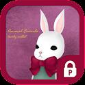 Animal friends(lovely rabbit) icon