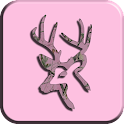 Pink Camo 2 Buck LWP icon