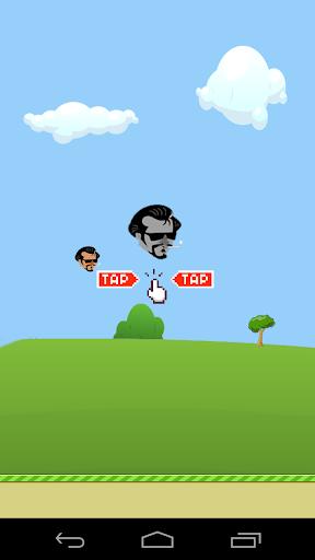 Flying Rajni Edition