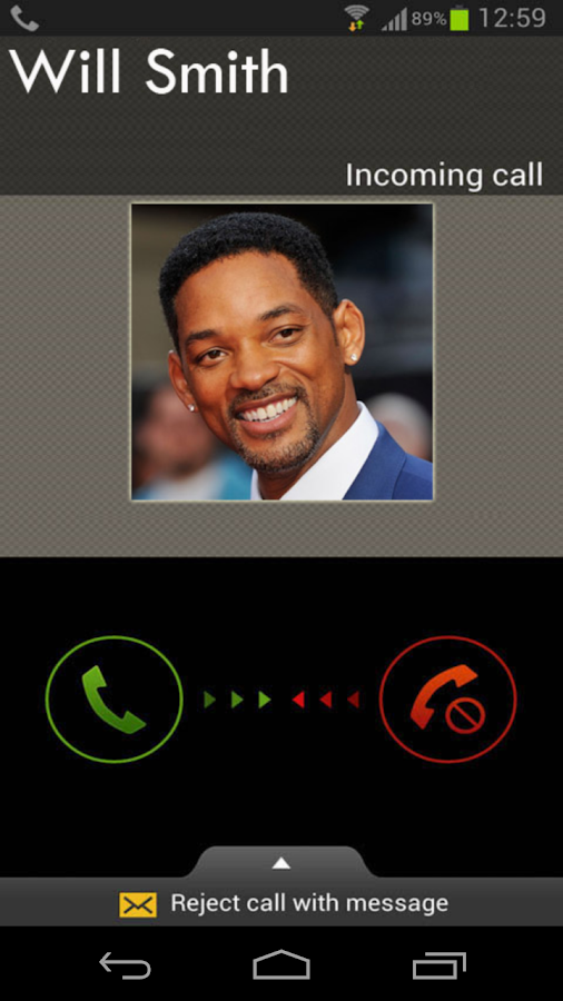 Will Smith Prank Calls - screenshot