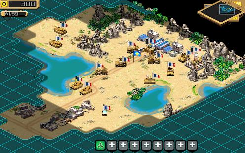 Desert Stormfront LITE - RTS Screenshot 36