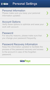 ecoAccount- screenshot thumbnail