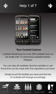 Cocktails Made Easy - screenshot thumbnail