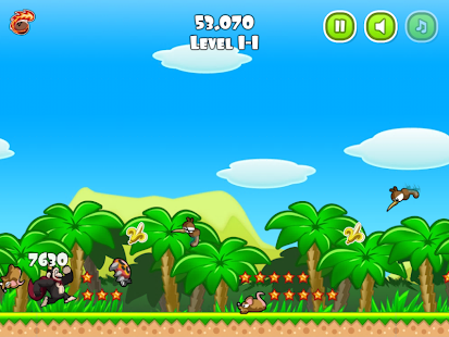 Kiba & Kumba: Jungle Run - screenshot thumbnail